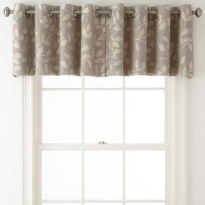 Window valances liz claiborne curtains u0026 drapes for window - jcpenney BSJETVH