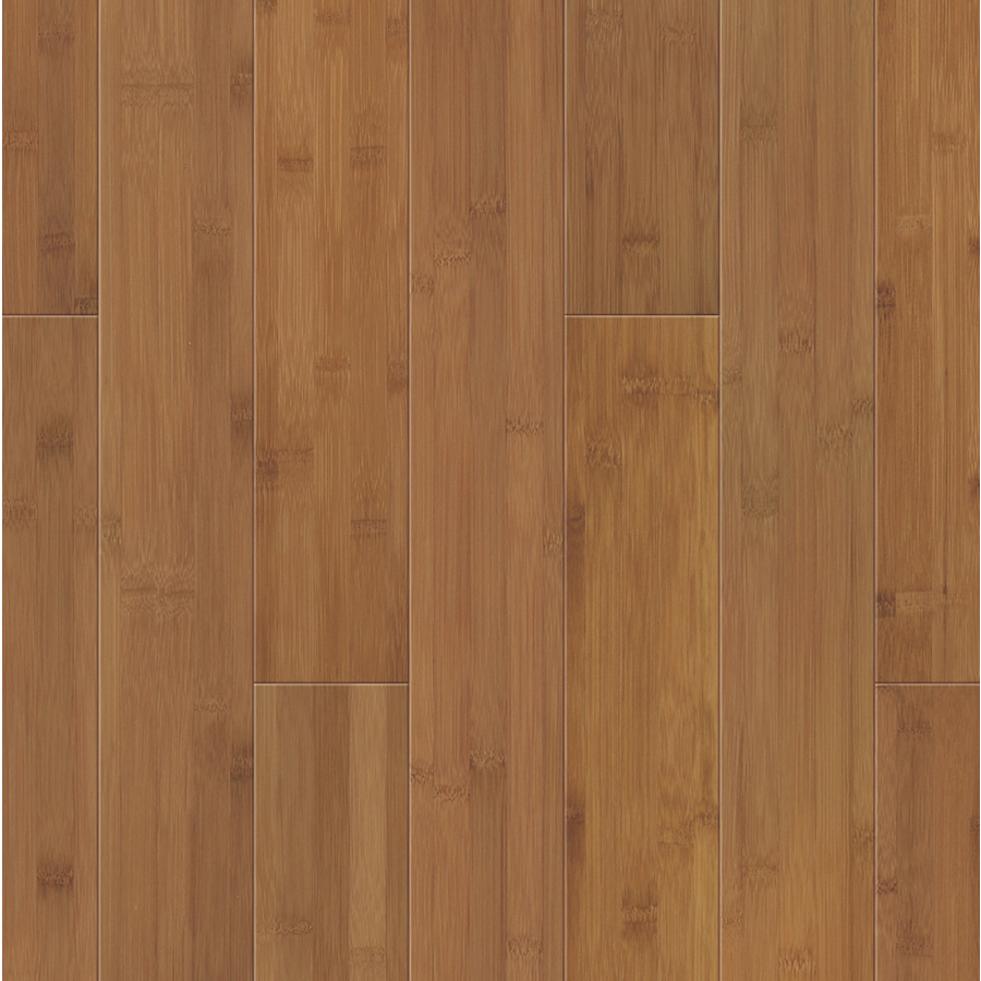wood floor natural floors by usfloors 3.78-in spice bamboo solid hardwood flooring  (23.8-sq BFOOISG