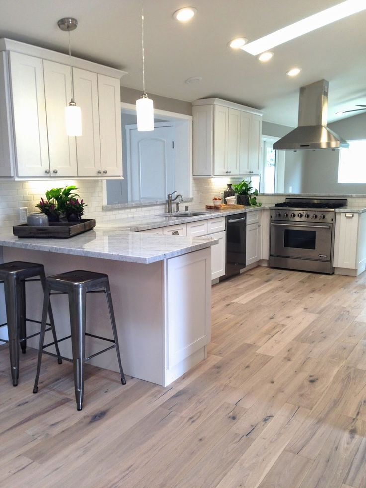 wood kitchen flooring best of 2014: rossmoor house finished | interiors, inspiration and house YPNDEZV