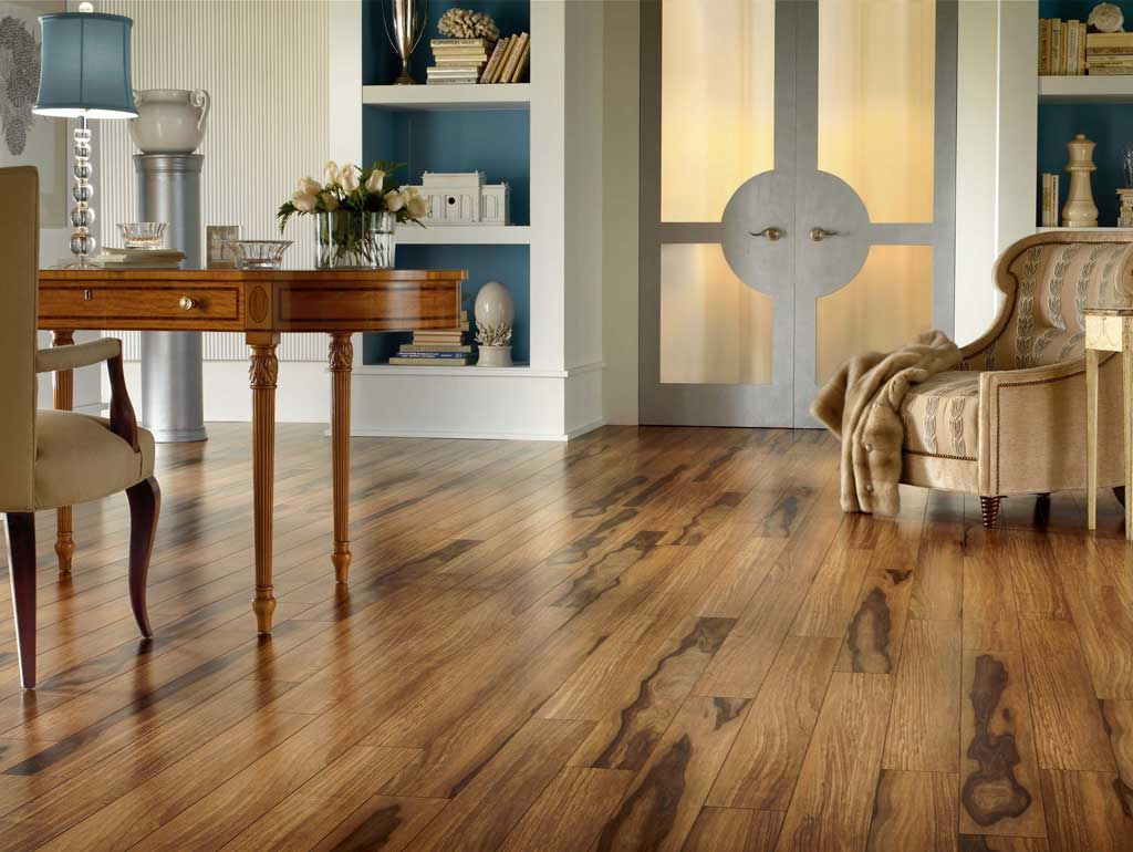 wood laminate flooring rustic home office floor IMPVNGE