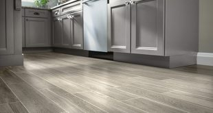 wood tile flooring imitates wood in planks with light, dark or distressed AGUIYBK
