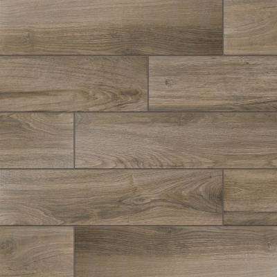 wood tile flooring sierra wood 6 in. x 24 in. porcelain floor and wall tile (14.55 GLUTEGE