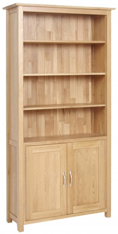 Wooden Bookcases wooden bookcases with doors FQMBOKW