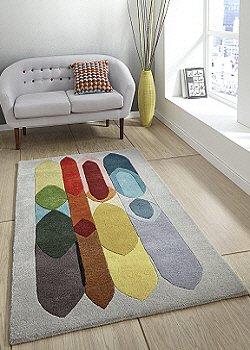wool rug modern modern rugs OUNVEXJ