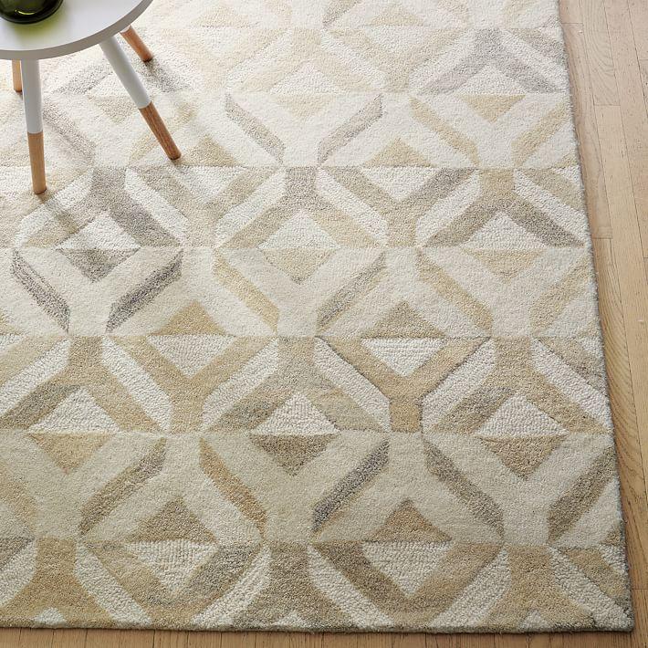wool rugs marquis wool rug - natural | west elm MPQGCBS