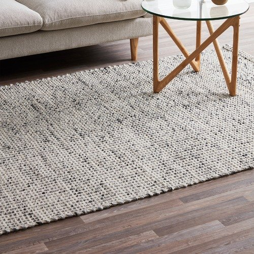 wool rugs network rugs carlos felted wool rug grey natural UGKNFGD