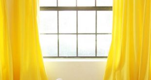Yellow Curtains i had been a little worried that toys would end up migrating all EMLWQFZ