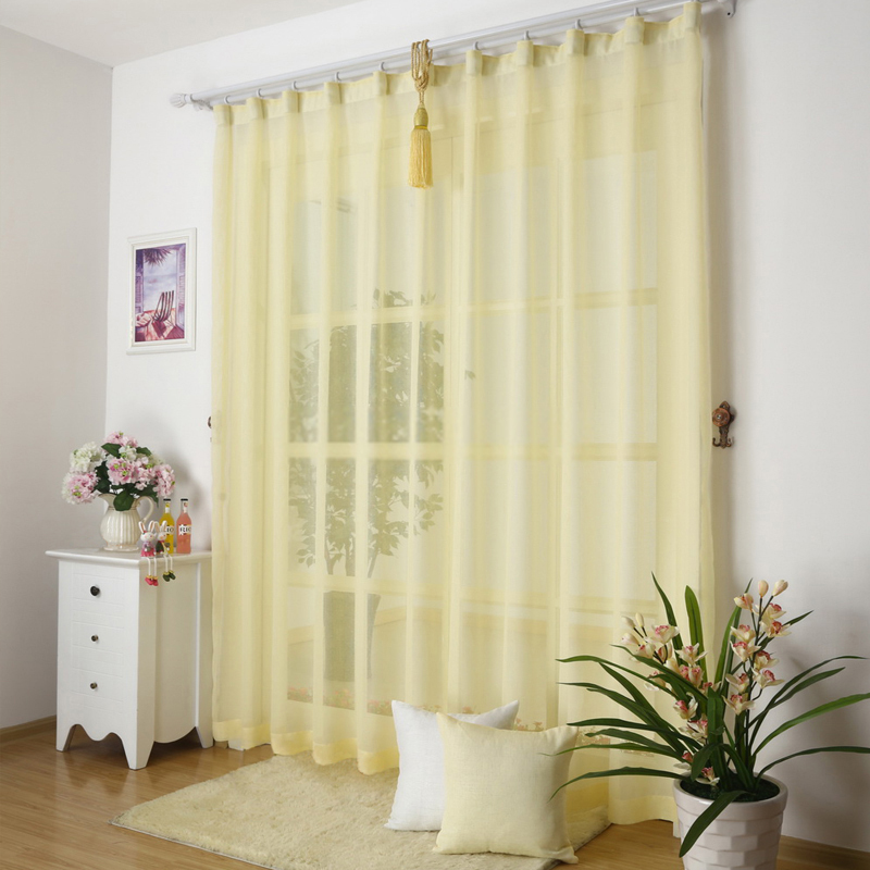 Yellow Curtains nice yellow sheer curtains in modern looking style DHSFIFP