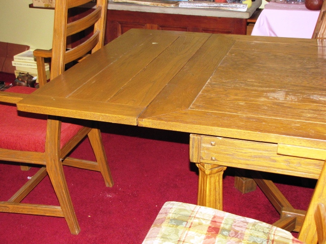 ... antique dining room table with pull out leaves barclaydouglas alive  awesome NIRULXP