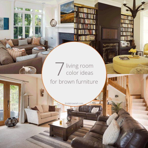 7 living room color ideas for brown furniture LGBJEGB