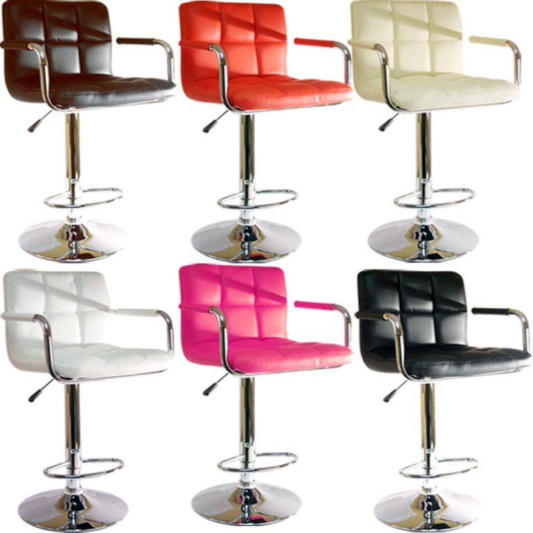 adjustable bar stools with backs and arms kitchen breakfast bar stools with back and arms swivel armrest oak inside OTMITEQ