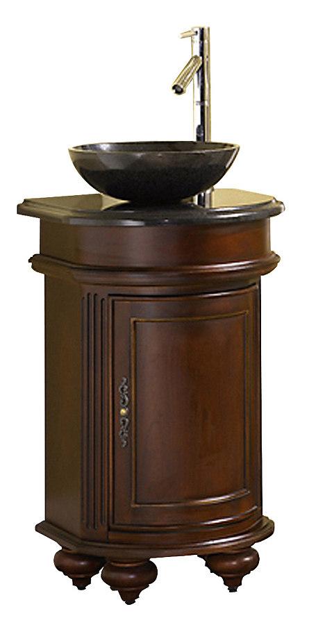 antique bathroom vanity with vessel sink arlington 24 inch antique vessel sink bathroom vanity ... XNTBLXN