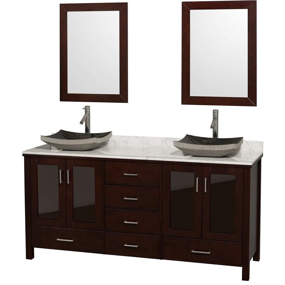 antique bathroom vanity with vessel sink lucy 72 HNLAZLF