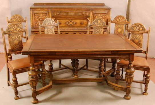 antique dining room table with pull out leaves antique dining room tables with leaves beautiful 8 piece oak dining room set KGFHAIB