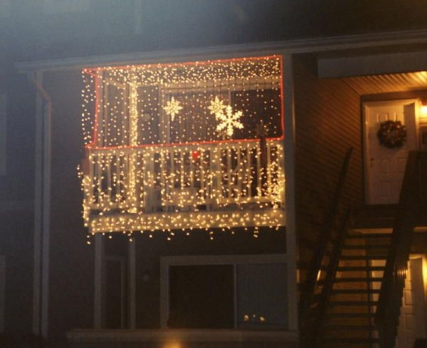 apartment balcony christmas decorating ideas elitflat apartment balcony christmas decorating ideas grejyna