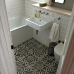 Creative Bathroom Floor Tile Ideas for Small Bathrooms