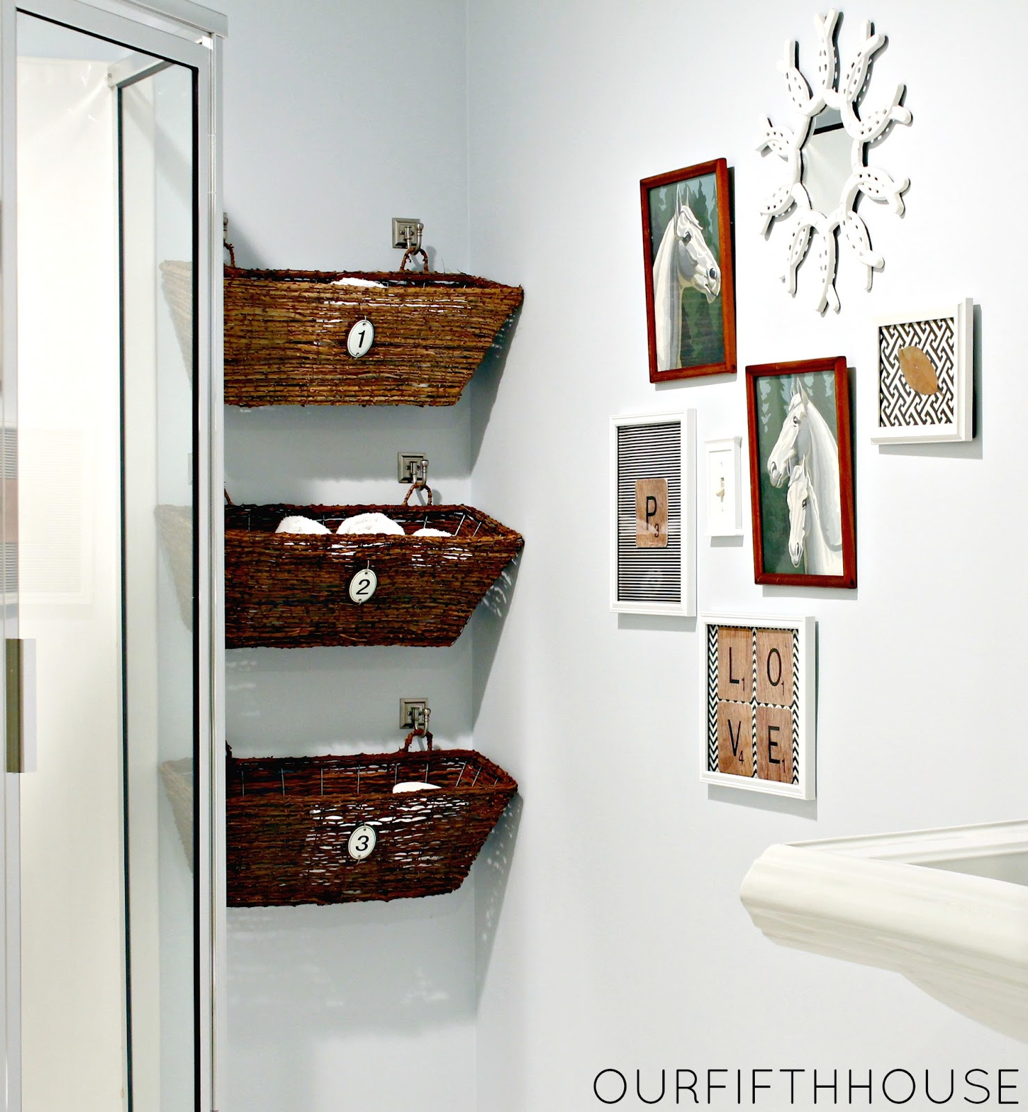 bathroom organization ideas for small bathrooms 3 simple small bathroom storage ideas HCDGHUU