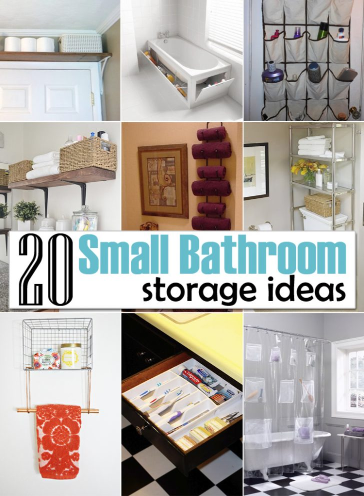 bathroom organization ideas for small bathrooms LKSTQVD