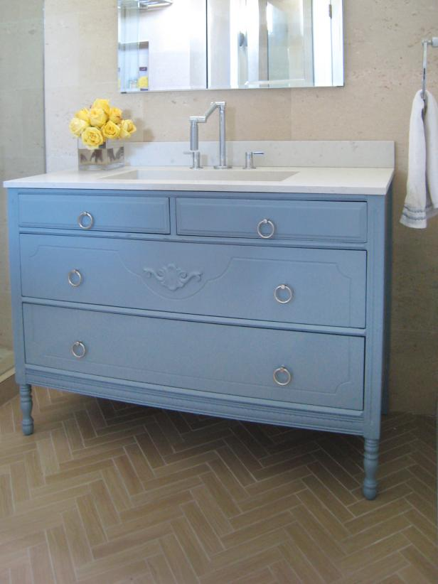 bathroom vanities that look like furniture country blue bathroom vanity KFNOOEJ
