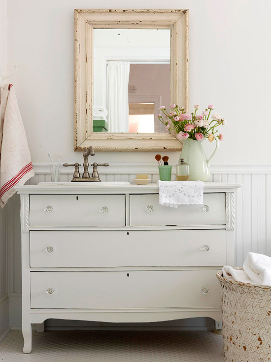 bathroom vanities that look like furniture shabby chic washstand CAJNNKT