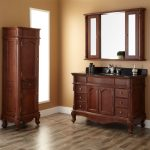 Bathroom Vanities with Matching Medicine Cabinets