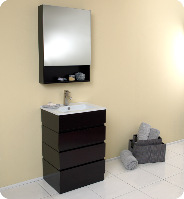 bathroom vanities with matching medicine cabinets 24 BMLOAMV