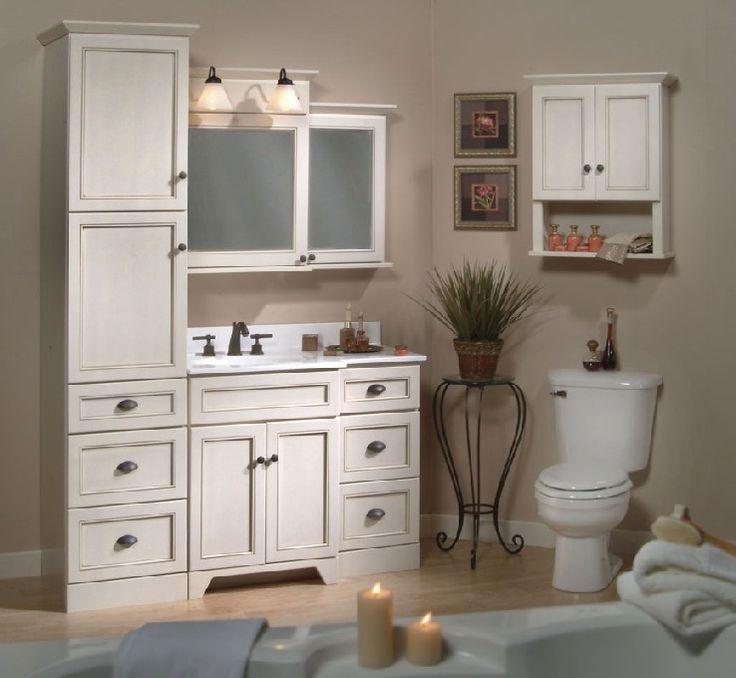 bathroom vanities with matching medicine cabinets bathroom vanities with linen towers | 36 KSOXSDO
