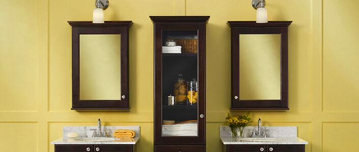 bathroom vanities with matching medicine cabinets medicine cabinets. bathrooms ... PKRSCDF