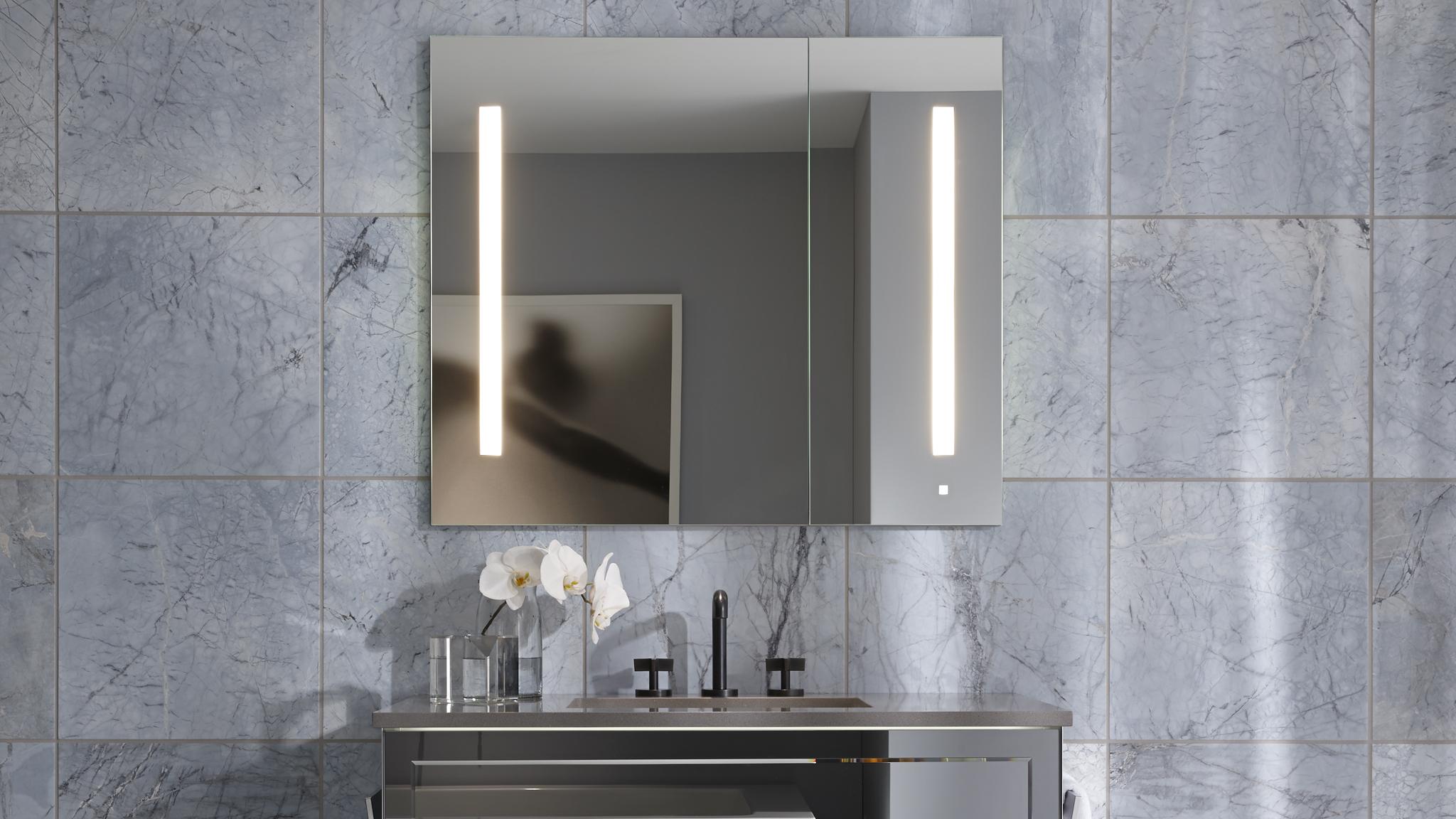 bathroom vanity mirror medicine cabinet bathroom medicine cabinets | robern VNKVSEJ