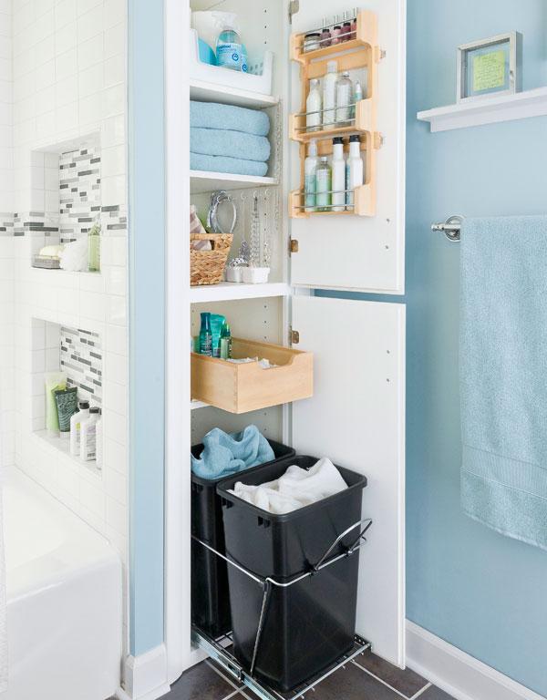 beautiful bathroom storage ideas for small bathrooms organization ideas for small YKRXBIW