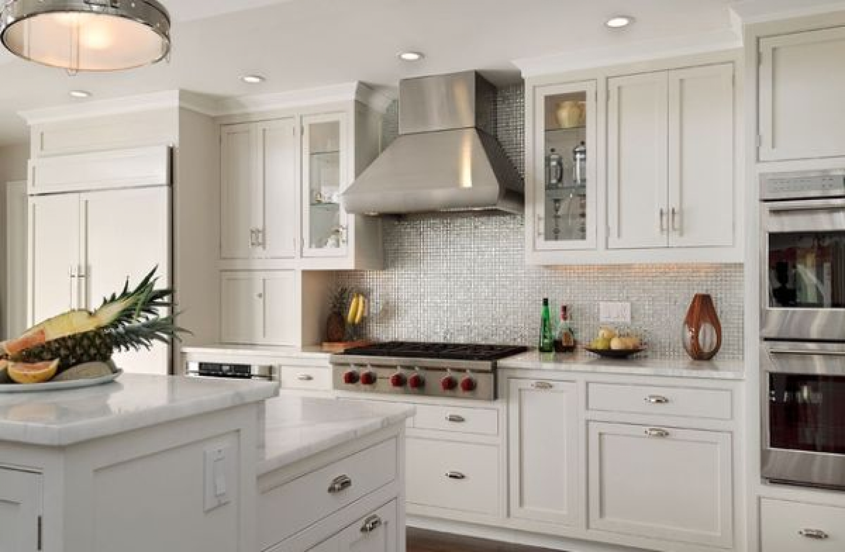 beautiful kitchen backsplash ideas with white cabinets about designs WWDDYQG
