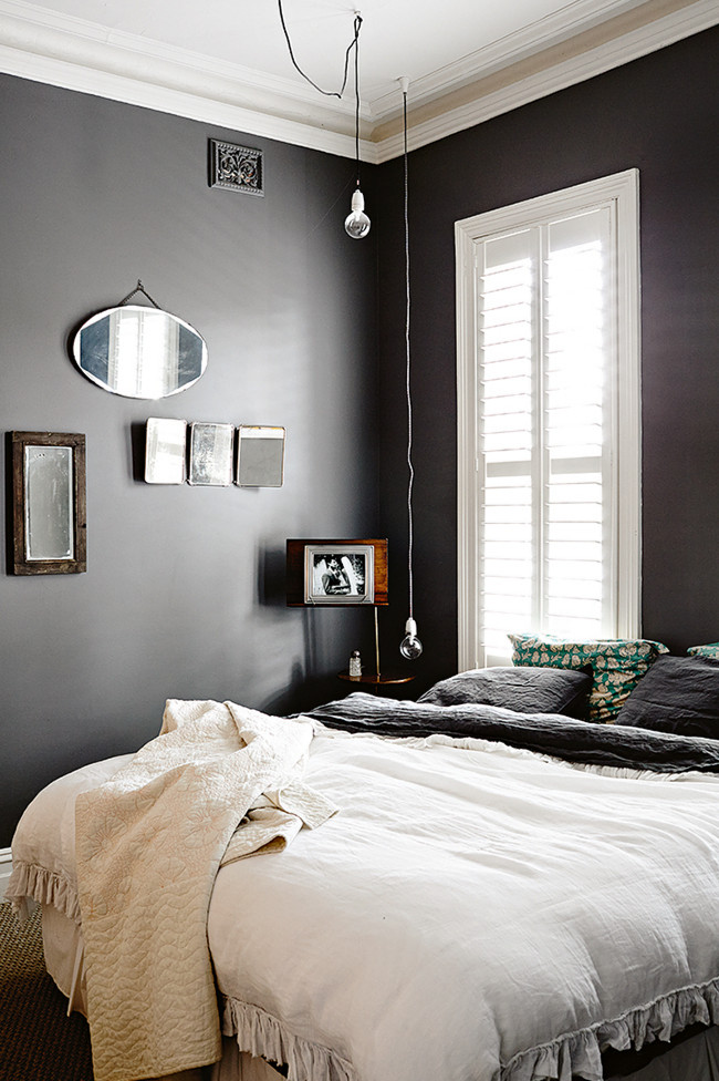 black and white bedroom ideas for small rooms 35 timeless black and white bedrooms that know how to stand SAMOSUZ