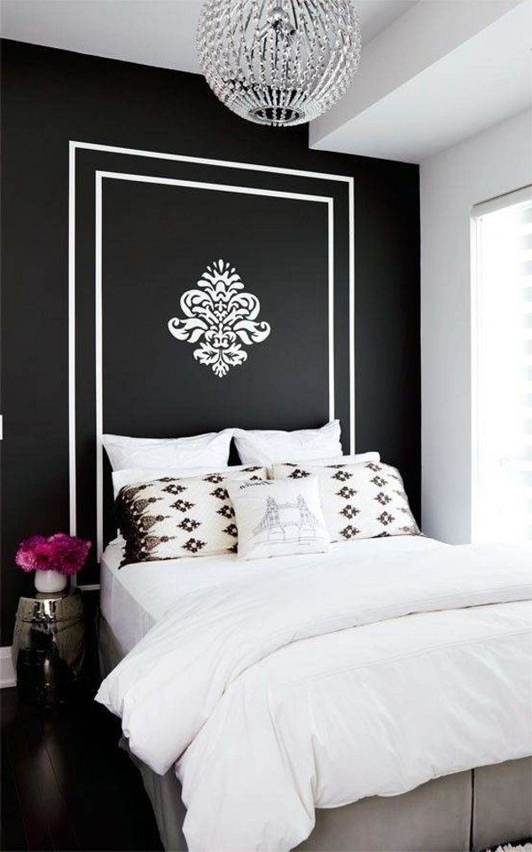 black and white bedroom ideas for small rooms black and white bedroom interior design ideas | { bedroom } XSJIYNO
