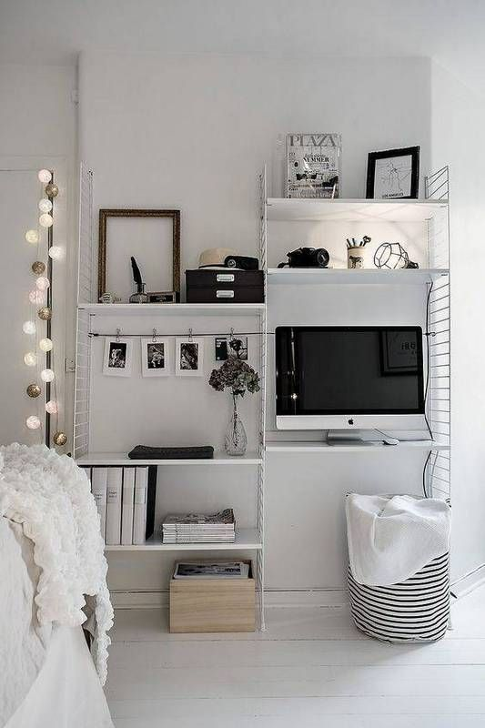 black and white bedroom ideas for small rooms the best small bedroom decorating ideas for your apartment | domino NZCSETE