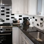 Black and White Kitchen Backsplash Ideas for Aesthetic Homeowners