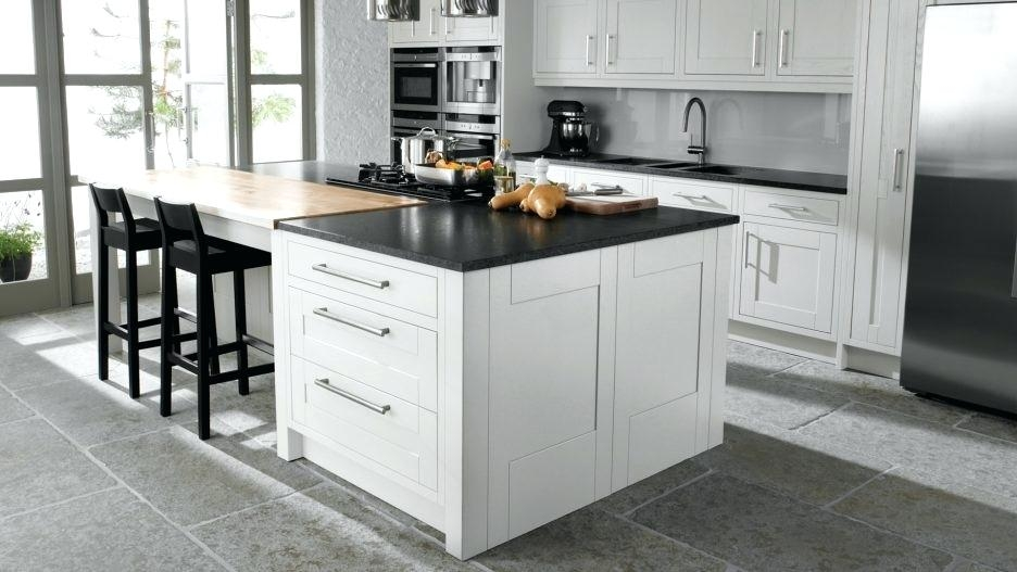 black and white kitchens with a splash of colour black and EGXVRPC