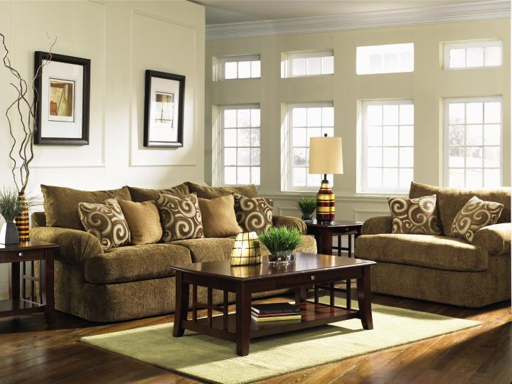 brown living room furniture decorating ideas – goodworksfurniture
