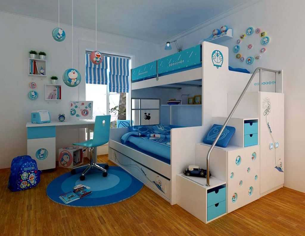 Children\'s Bedroom Furniture for Small Rooms - goodworksfurniture