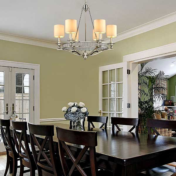 contemporary chandeliers for dining room contemporary chandelier traditional-dining-room IGRVTWL