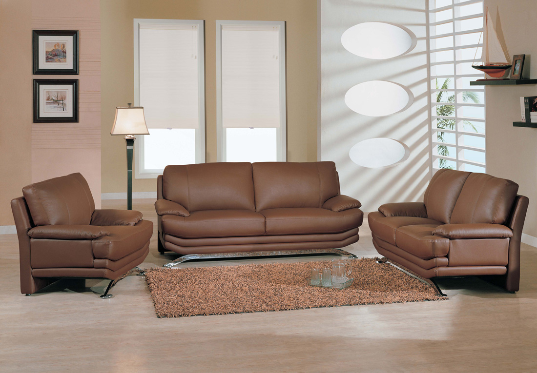 contemporary leather living room furniture leather living room chair popular designs brown sofa loveseat and for HOWPDIA