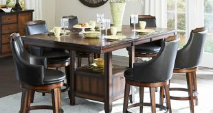 counter height dining table with storage counter height dining set with storage table top LPGBDWL