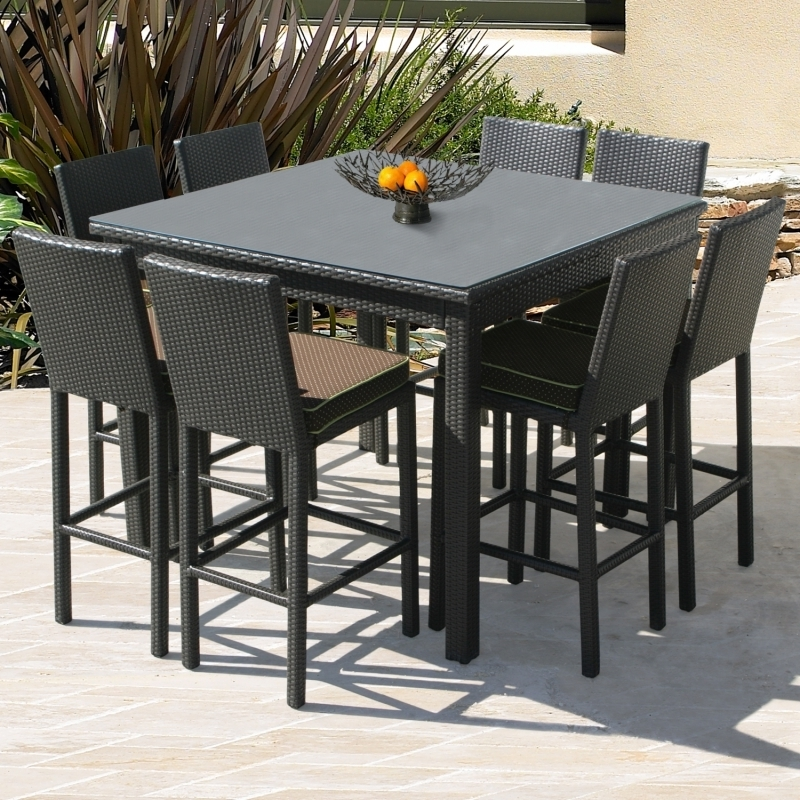 counter height outdoor table and chairs design for bar height outdoor table eflyg beds with regard HCFRAIE