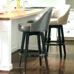 Reliable Counter Height Swivel Bar Stools with Backs