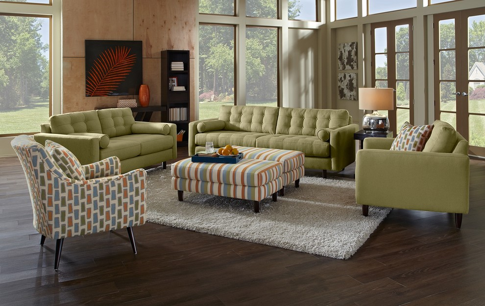 cute contemporary accent chairs for living room RYGITUX
