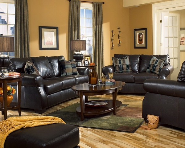 decorating with black furniture in the living room cpac.pro/wp-content/uploads/2018/05/black-furnitur... TUVCVKX