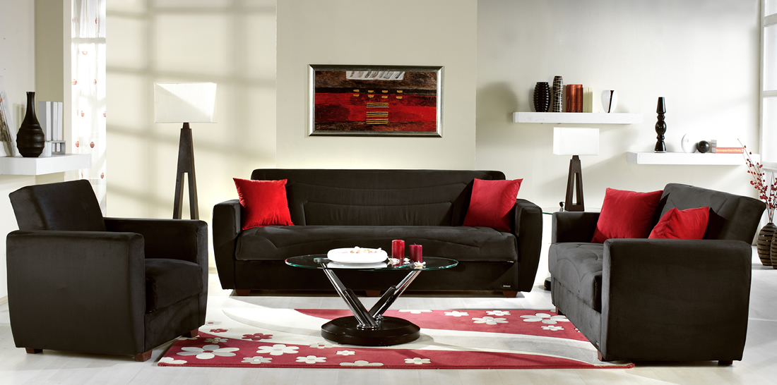 decorating with black furniture in the living room creative of black livingroom captivating black furniture living room HUYFGOT