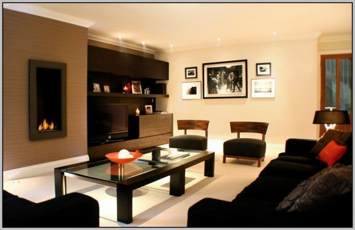 decorating with black furniture in the living room room paint ZGGRIYI