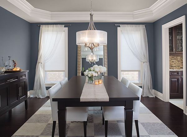 dining room color ideas for a small dining room dining room color ideas inspiration gray blue dining room blue BIGTZZU