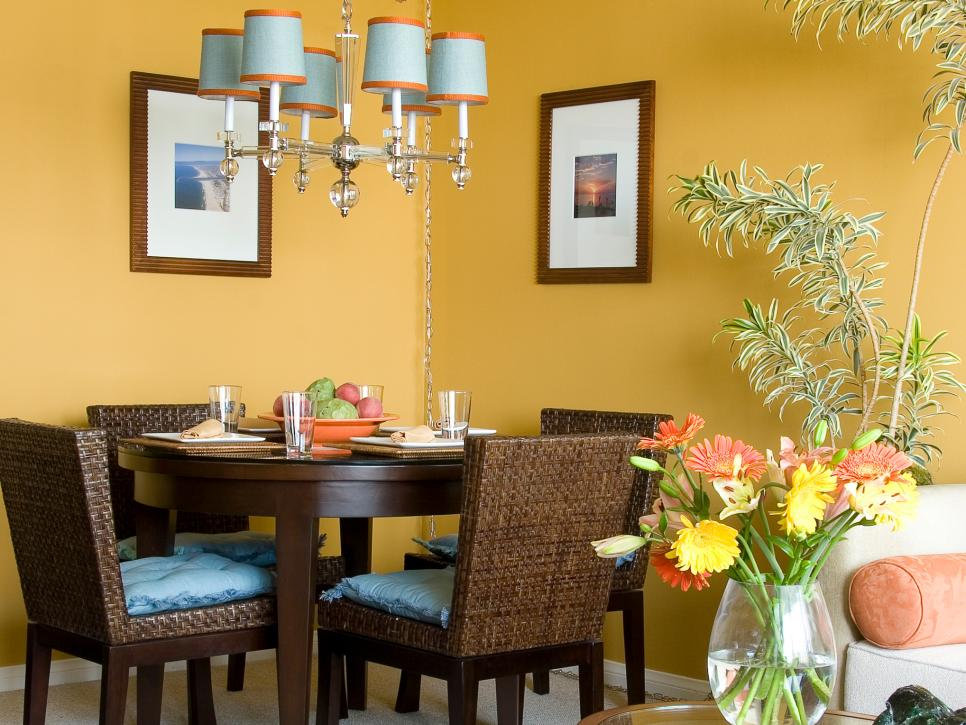 Dining Room Color Ideas For A Small Dining Room: Care to Consider?
