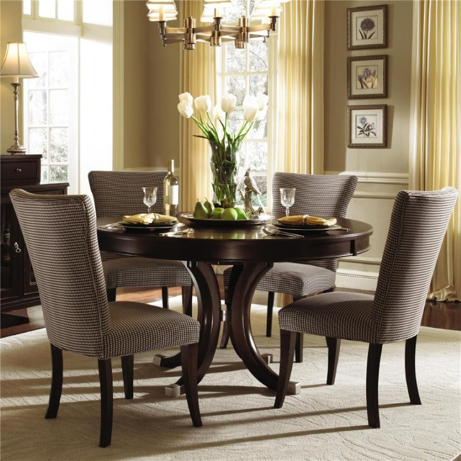 dining room sets with upholstered chairs contemporary gray upholstered dining chairs design plus large area rug DYCWSUP